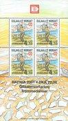 Groenland - 2000. Bloc-feuillet de 4 timbres no GL365
