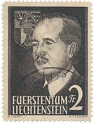 Liechtenstein 1955 - Michel 332 - Oblitéré