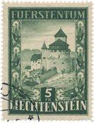 Liechtenstein 1952 - Michel 309 - Oblitéré
