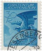 Liechtenstein 1934 - Michel 146 - Oblitéré