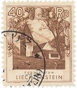 Liechtenstein 1930 - Michel 101 - Oblitéré