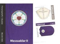 Færøerne - Messehagler II - Postfrisk hæfte