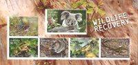 Australien - Dyreliv - Postfrisk miniark
