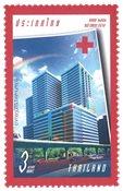 Thailand - Røde Kors - Postfrisk frimærke