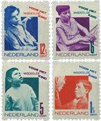 Pays-Bas 1931 - NVPH R90-R93 - Neuf