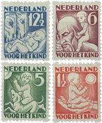Nederland 1931 - Nr. R86-R89 - Postfris