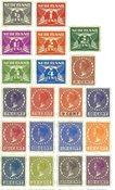 Nederland 1928 - NVPH R33-R56 - Postfris