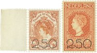 Holland 1920 - NVPH 104-105 - Postfrisk