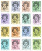 Nederland 1981-1990 - NVPH 1237-1252 - Postfris