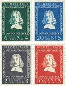 Nederland 1952 - NVPH 578-581 - Postfris