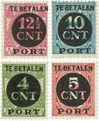 Holland 1924 - NVPH P65-P68 - Postfrisk