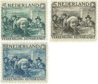 Pays-Bas - NVPH 229-231 - Neuf