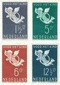 Holland 1936 - NVPH 289-292 - Postfrisk