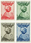 Holland 1935 - NVPH 279-282 - Postfrisk