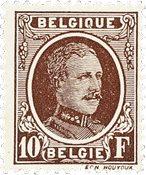 Belgique 1922 - Neuf - OBP 210