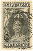 Surinam 1923 - NVPH 109  - oblitéré