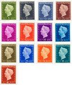 Holland 1947-1948 - Nr. 474-486 - postfrisk