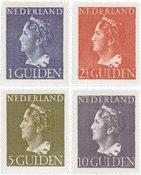 Pays-Bas - NVPH 346-349 - Neuf