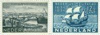 Nederland - Curacao 1934 (nr. 267-68, postfrisk)