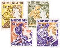 Pays-Bas - NVPH 248-251 - Neuf