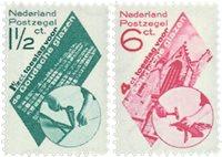 Pays-Bas - NVPH 238-239 - Neuf