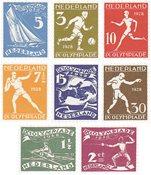 Holland 1928 - NVPH 212-219 - Postfrisk