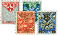 Holland 1926 - NVPH 199-202 - Postfrisk