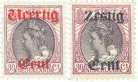 Holland 1919 - NVPH 102-103 - Postfrisk