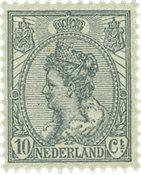 Holland - NVPH 81 - Postfrisk