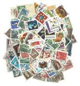 Finlandia - 100 francobolli differenti solo con sovrapprezzo