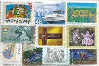 Hongarije - Postzegelpakket - 50 verschillende postfrisse PostageDue zegels