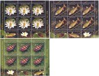 Rumænien 2008 - Michel 6334/6336 - Postfrisk