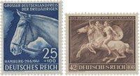 Empire Allemand 1941 - Michel 779/780 - Neuf avec charnières