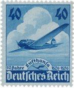 Empire Allemand 1936 - Michel 603 - Neuf avec charnières