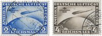 Empire Allemand - 1930 - Michel 438/439, oblitéré