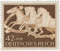 Empire Allemand - 1942 -  Michel 815, neuf