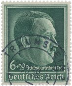 Empire Allemand - 1938 - Michel 672, oblitéré