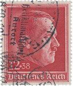 Empire Allemand - 1938 - Michel 664, oblitéré