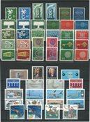 Tyskland 1956-1992 - EUROPA CEPT - Postfrisk