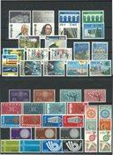 Irlanti 1960-1992 - Eurooppa CEPT - Postituoreena