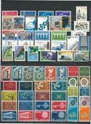 Olanda 1956-1992 - EUROPA CEPT - Nuovi