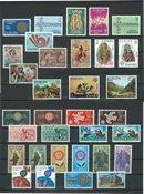 Spanien 1960-1976 - EUROPA CEPT - Postfrisk
