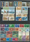 Cyprus 1961-1992 - EUROPA CEPT - Mint