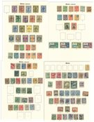 Malta - Lotto 1907-1935 Linguellati ed usati