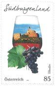 Østrig - Vin - Uhudler - Postfrisk frimærke