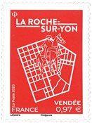 Frankrig - La Roche-Sur-Yon - Postfrisk frimærke