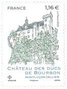 Frankrig - Montlucon - Postfrisk frimærke