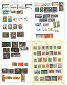 Malta - Postfrisk, ubrugt og stemplet samling 1860-1994
