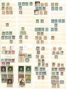 Europe de l'Ouest - Collection 1850-1960