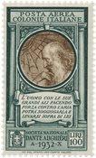Italien 1932 - Sassone 14 - Postfrisk